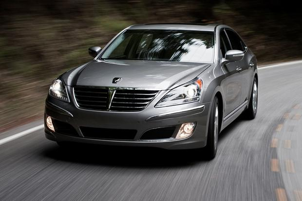 2012 Hyundai Equus: New Car Review featured image large thumb9