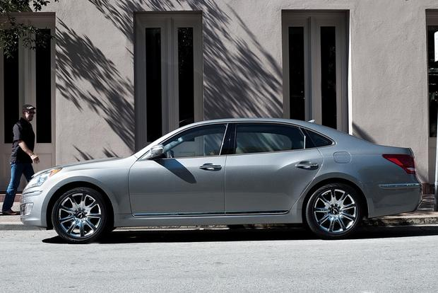 2012 Hyundai Equus: New Car Review featured image large thumb11