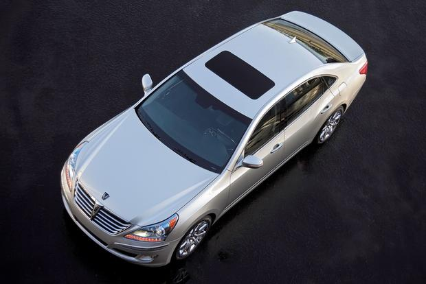 2012 Hyundai Equus: New Car Review featured image large thumb13