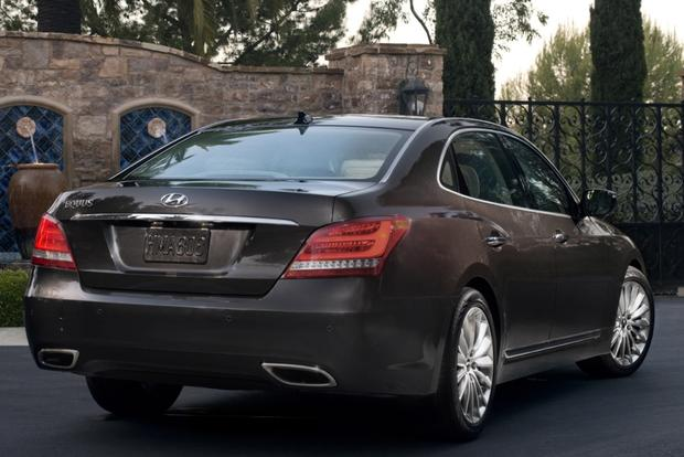 A Certified Pre Owned Hyundai Equus Is An Amazingly Good