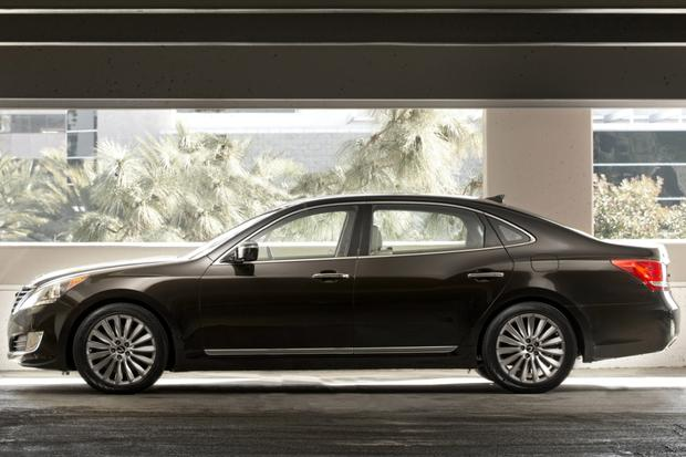 2014 Hyundai Equus: New Car Review featured image large thumb1