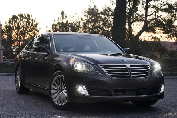 2014 Hyundai Equus: New Car Review featured image large thumb0