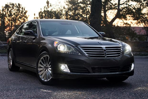 2015 Hyundai Equus: New Car Review featured image large thumb1