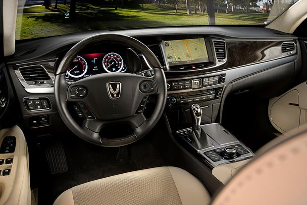 2015 Hyundai Equus: New Car Review featured image large thumb5