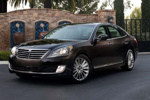 2016 Hyundai Equus: New Car Review