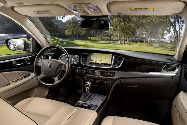 2016 Hyundai Equus: New Car Review featured image large thumb6
