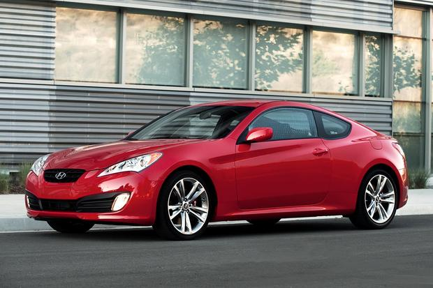 2012 Hyundai Genesis Coupe: New Car Review
