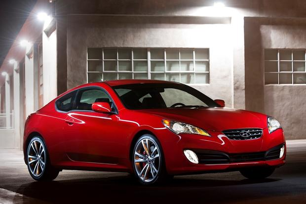 2012 Hyundai Genesis Coupe: New Car Review featured image large thumb1