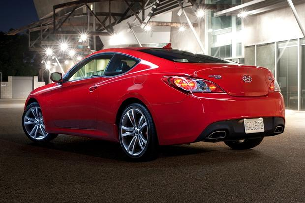 2012 Hyundai Genesis Coupe: New Car Review featured image large thumb2