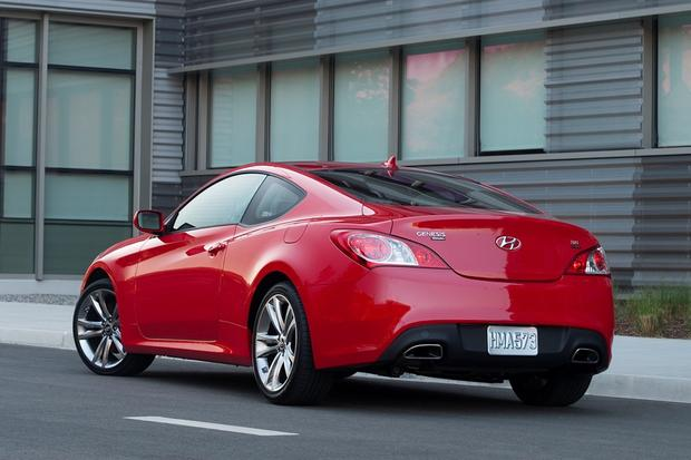 2012 Hyundai Genesis Coupe: New Car Review featured image large thumb3