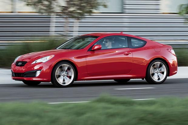 2012 Hyundai Genesis Coupe: New Car Review featured image large thumb5