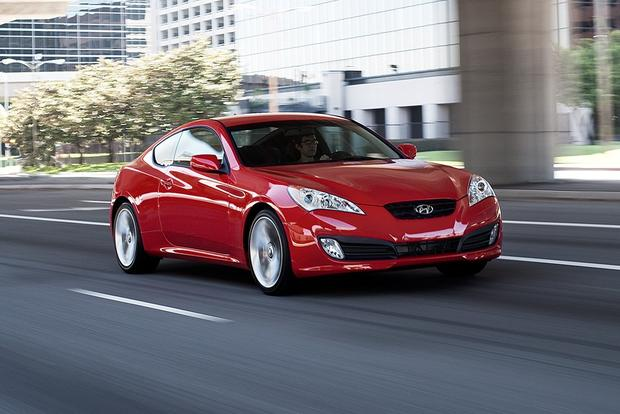 2012 Hyundai Genesis Coupe: New Car Review featured image large thumb6