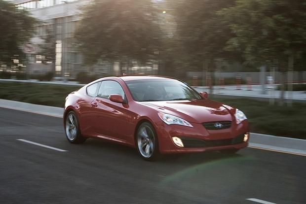 2012 Hyundai Genesis Coupe: New Car Review featured image large thumb7