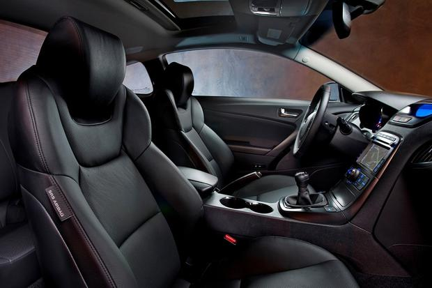 2012 Hyundai Genesis Coupe: New Car Review featured image large thumb11