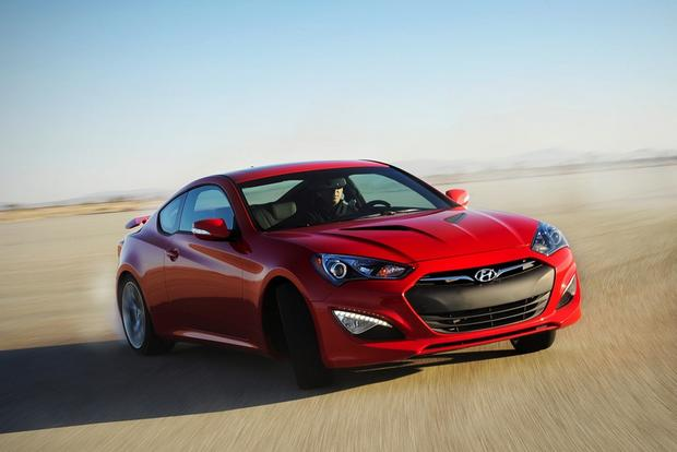 2014 Hyundai Genesis Coupe: New Car Review - Autotrader