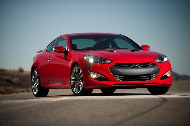 2014 Hyundai Genesis Coupe: New Car Review featured image large thumb2