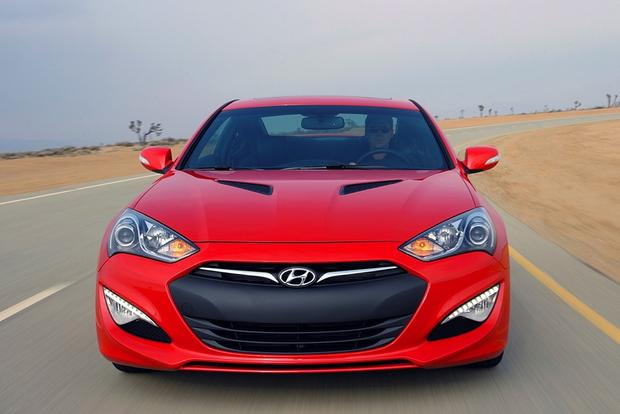 2014 hyundai genesis coupe new car review autotrader. Black Bedroom Furniture Sets. Home Design Ideas