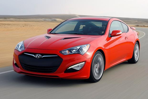 2015 Hyundai Genesis Coupe: New Car Review