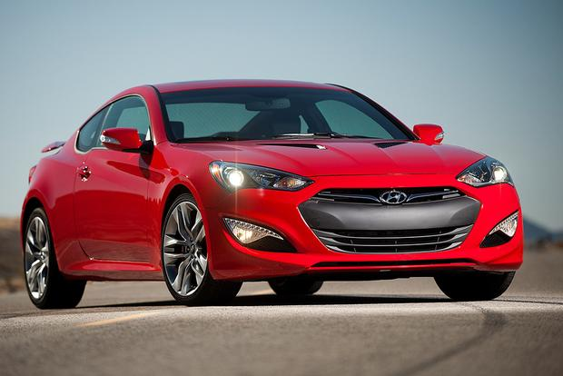 2015 Hyundai Genesis Coupe: New Car Review featured image large thumb1