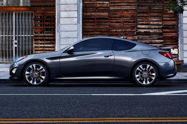 2015 Hyundai Genesis Coupe New Car Review  Autotrader