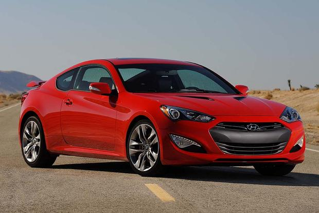 2016 Hyundai Genesis Coupe: New Car Review