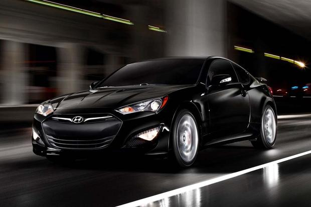 2016 hyundai genesis coupe new car review autotrader. Black Bedroom Furniture Sets. Home Design Ideas