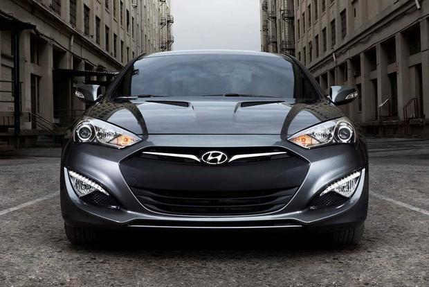 Genesis G80 2016 Meet Hyundai S Perception Of Luxury: 2016 Hyundai Genesis Coupe: New Car Review