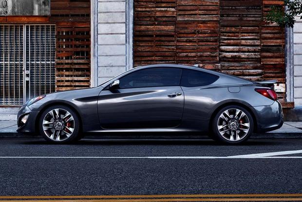 2016 hyundai genesis coupe new car review autotrader - Hyundai genesis coupe motor ...