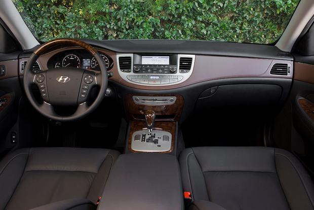 Big Truck Trader >> 2009 Hyundai Genesis: Used Car Review - Autotrader