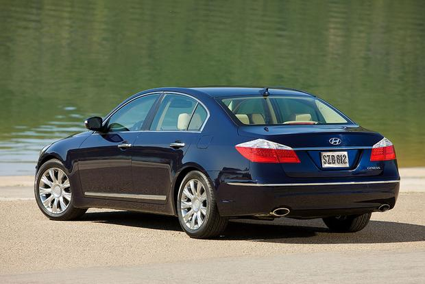 2009 Hyundai Genesis: Used Car Review featured image large thumb2