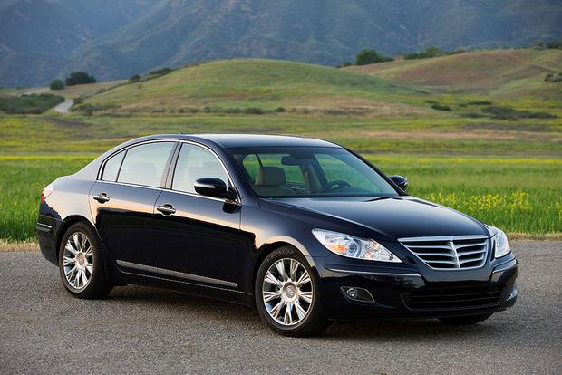 2009 Hyundai Genesis: Used Car Review featured image large thumb4