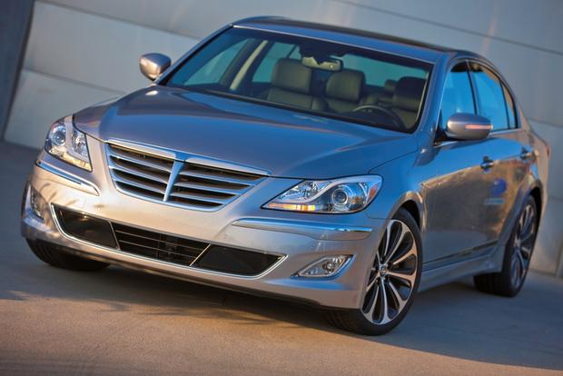 2012 Hyundai Genesis: New Car Review