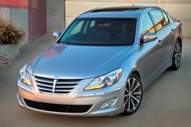 2013 Hyundai Genesis: Used Car Review featured image large thumb2