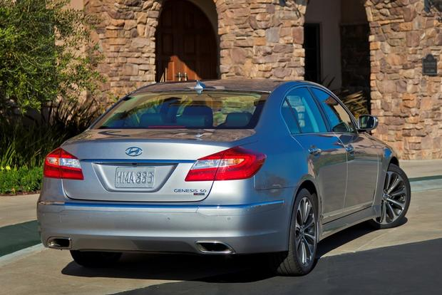 Good 2013 Hyundai Genesis: New Car Review Featured Image Large Thumb5