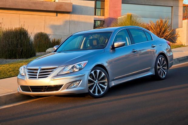 2012 Hyundai Genesis: New Car Review featured image large thumb7