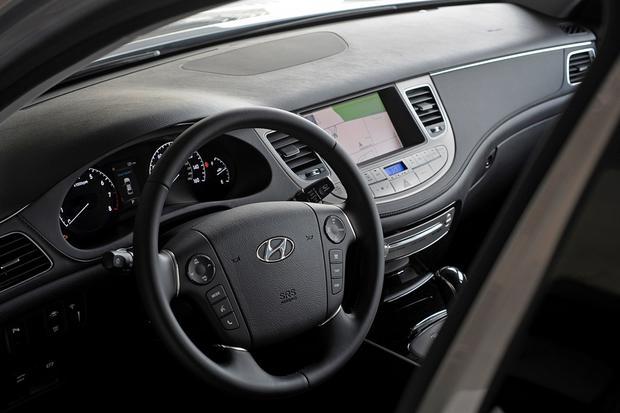 2012 Hyundai Genesis: New Car Review featured image large thumb22