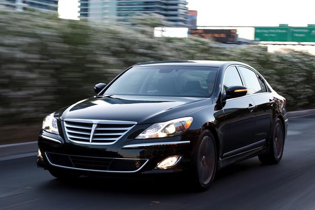 Genesis G80 2016 Meet Hyundai S Perception Of Luxury: 2014 Hyundai Genesis: New Car Review
