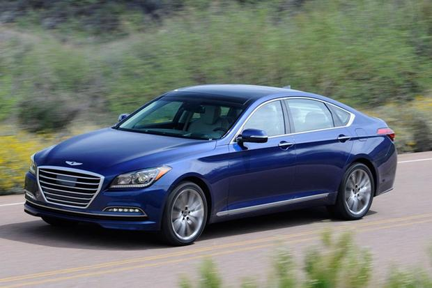 2015 Hyundai Genesis: First Drive Review featured image large thumb4