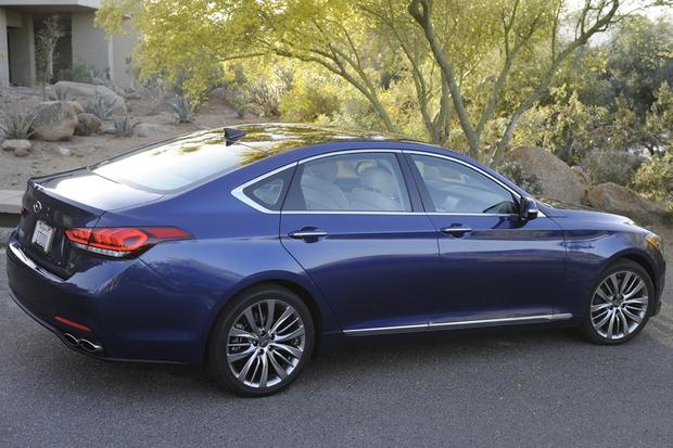 2015 Hyundai Genesis: First Drive Review featured image large thumb5
