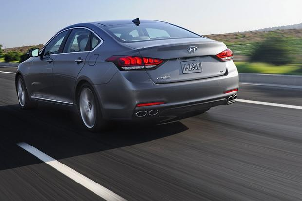 2015 Hyundai Genesis: First Drive Review featured image large thumb7
