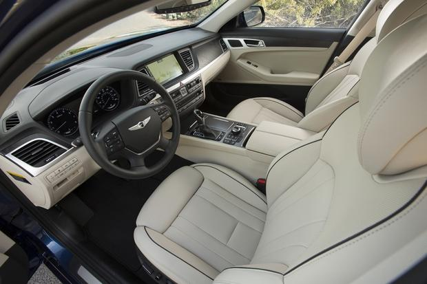 2015 Hyundai Genesis: First Drive Review featured image large thumb8