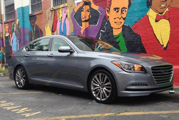 2015 Hyundai Genesis: New Car Review featured image large thumb0