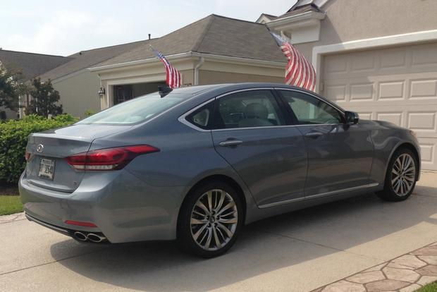 2015 Hyundai Genesis: New Car Review featured image large thumb3