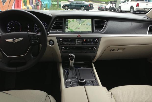 2015 Hyundai Genesis: New Car Review featured image large thumb6