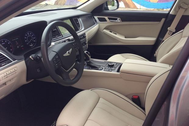 2015 Hyundai Genesis: New Car Review featured image large thumb7