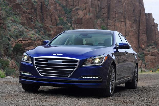 2015 Hyundai Genesis: New Car Review