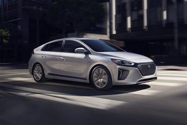 Cool 2017 Hyundai Ioniq First Drive Review  Autotrader