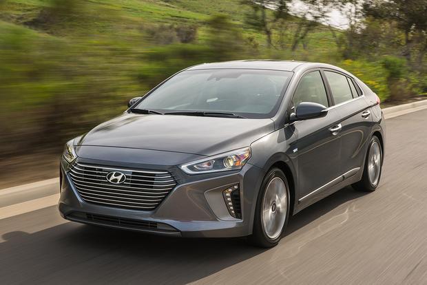2018 Hyundai Ioniq: New Car Review