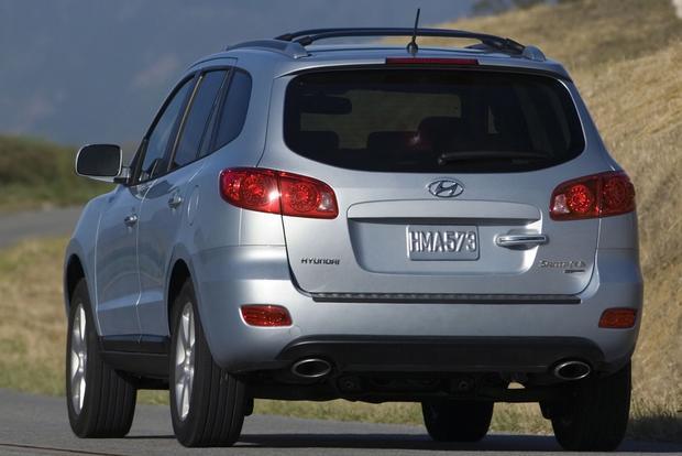 2007-2012 Hyundai Santa Fe: Used Car Review - Autotrader