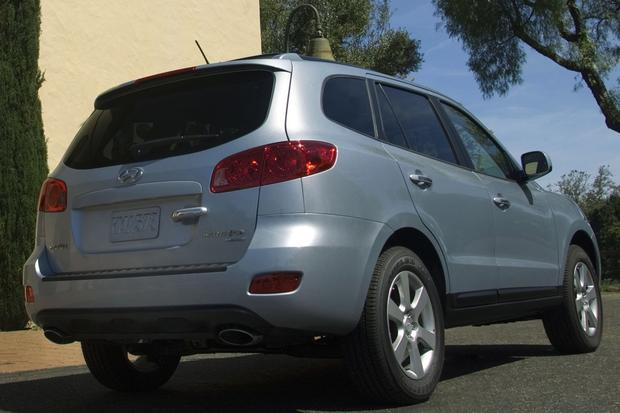 Amazing 2007 2012 Hyundai Santa Fe: Used Car Review Featured Image Large Thumb6